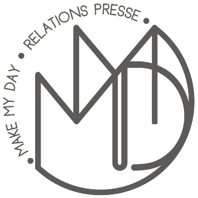 Make My Day-relations presse & public - logo