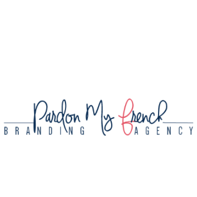 PARDON MY FRENCH - Branding Agency - logo